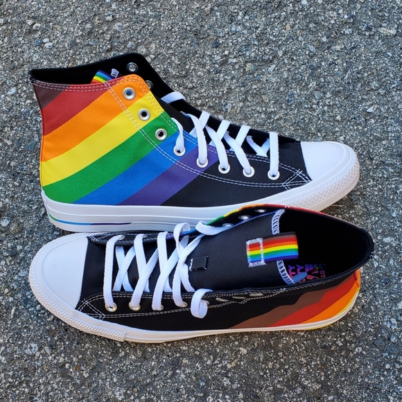 Converse Chuck Taylor All Star Pride High Top